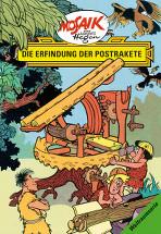 Die Erfindung der Postrakete