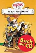 Die Reise nach Venedig - Buch + Hörspiel