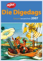 Digedags Gesamtverzeichnis 2007