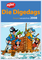 Digedags Gesamtverzeichnis 2008
