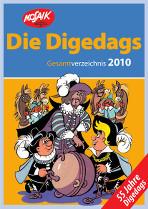 Digedags Gesamtverzeichnis 2010
