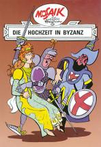 Die Hochzeit in Byzanz