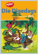 Digedags Gesamtverzeichnis 2014