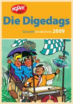 Digedags Gesamtverzeichnis 2009