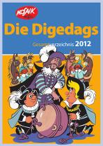 Digedags Gesamtverzeichnis 2012
