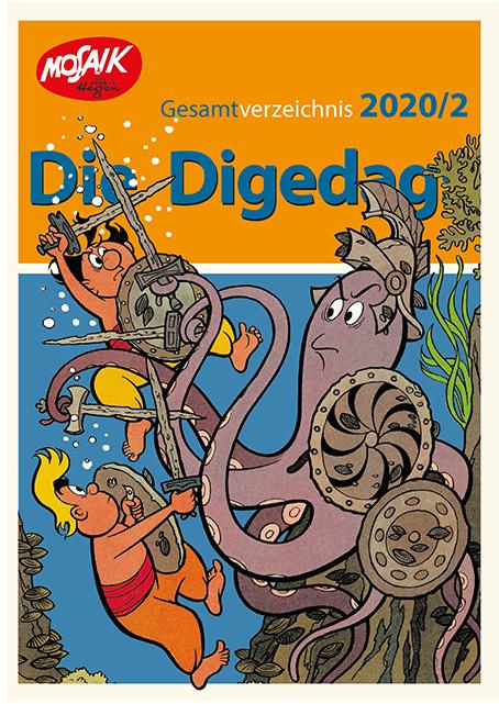 Digedags Gesamtverzeichnis 2020/2